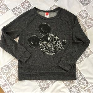 Disney's Mickey Mouse crew next sweatshirt Sz. XL